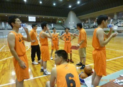 バスケットボール(山口)