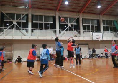 バスケットボール(下関)